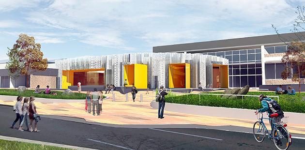 Bega Valley Regional Gallery Concept Plans