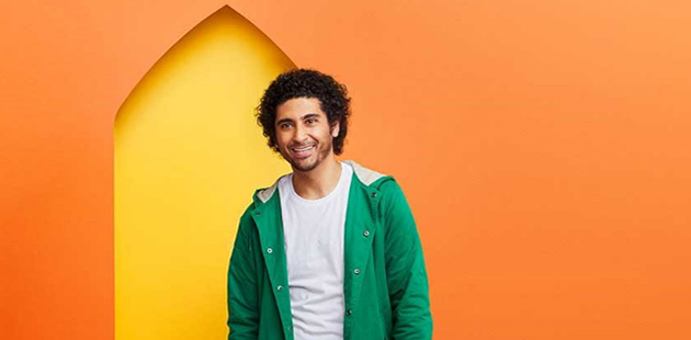 QT Good Muslim Boy Osamah Sami