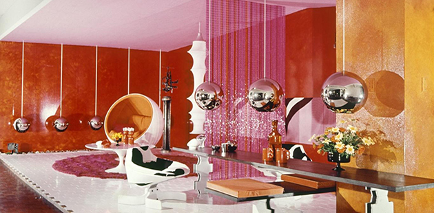 SLM Marion Hall Best Room for Mary Quant 1967