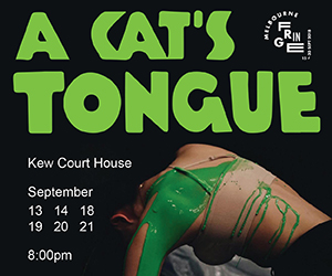 NoRoom Theatre A Cat's Tongue