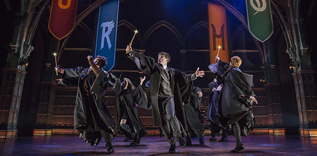 AAR Harry Potter and the Cursed Child (NYC) - photo by Matthew Murphy