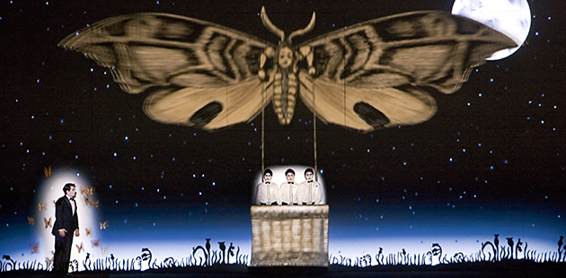 ADL Festival 2019 Komische Oper The Magic Flute