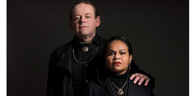 Ensemble Theatre The Last Wife Huw Higginson and Ursula Yovich 2019 Season