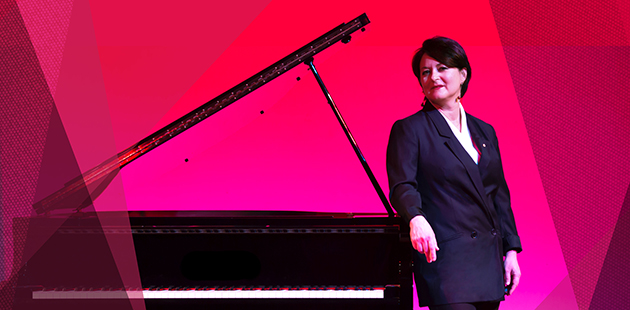 Kathryn Selby piano