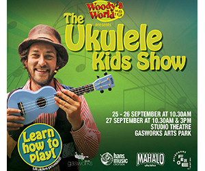 MF The Ukulele Kids Show