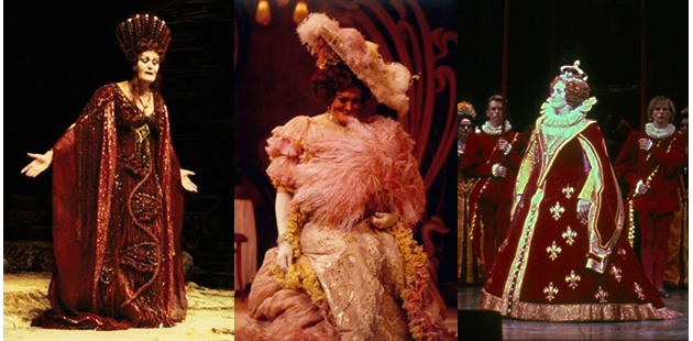 OA Dame Joan Sutherland Costumes