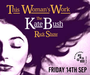 This Woman's Work - The Kate Bush Rock Show