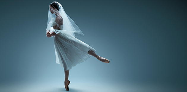 The Australian Ballet Giselle Dimity Azoury - photo by Justin Ridler