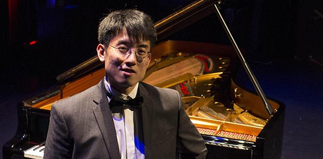 Australian National Piano Award Oliver She