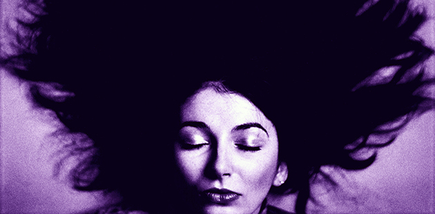 MF Kate Bush - photo by Anton Corbijn