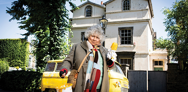 MTC The Lady in the Van Miriam Margolyes AAR editorial September 2018.jpg