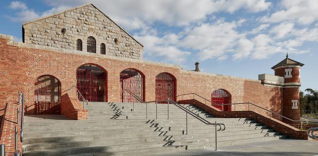 AAR Open House Bendigo Ulumbarra Theatre - photo by Peter Clarke