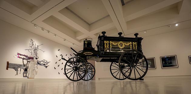 Bendigo Art Gallery Gothic Beauty