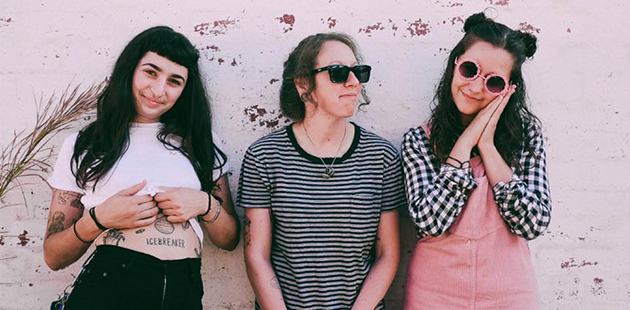 Camp Cope - photo by Naomi Lee