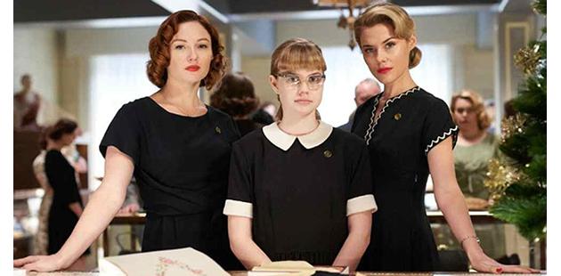 Ladies in Black (film still)