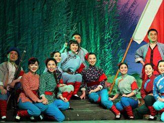 Lake Honghu In Concert