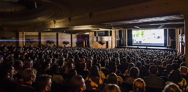 Palais Theatre St Kilda Film Festival - photo by Cloakroom Media