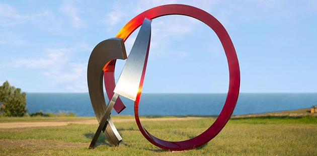 Sculpture by the Sea, Bondi 2018 James Parrett, M-fortysix