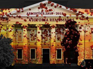 WNG The Armistice - Victoria Remembers