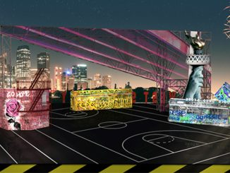 Brian Thomson, West Side Story set design (artist impression) - courtesy of Opera Australia