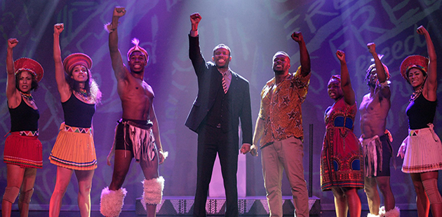 Madiba the Musical AAR