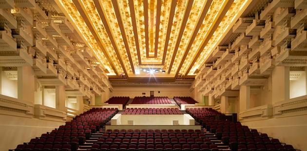 RMIT Capitol Theatre - photo by Tatjana Plitt