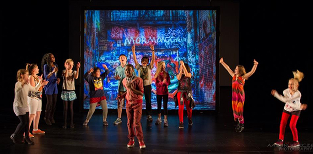 True North Youth Theatre Ensemble Imagination