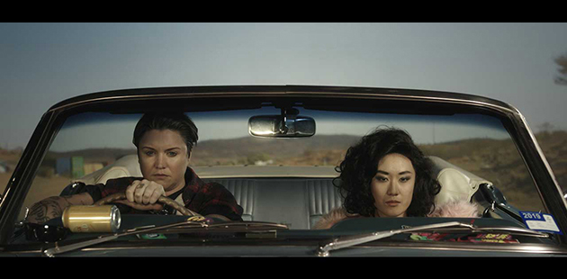 ACCA Nat Randall and Linda Chen feature in Rear View (film still) - courtesy of Anna Breckon and Nat Randall