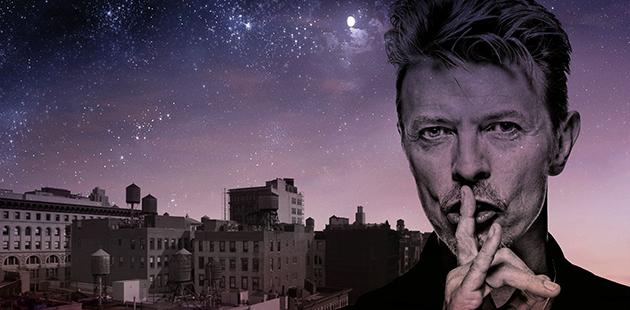 Lazarus David Bowie - photo by Gavin Evans