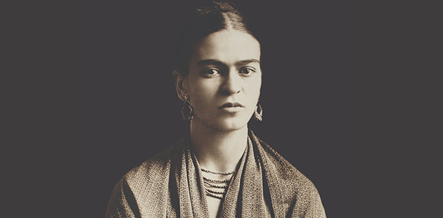 Guillermo Kahlo, Frida Kahlo, 1932 - courtesy of the Frida Kahlo Museum