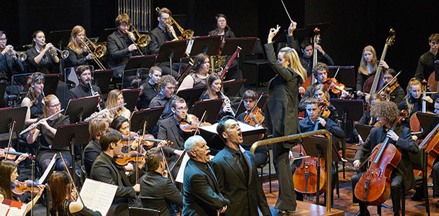 WAAPA Classical Music - photo by Jon Green