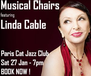 Paris Cat Musical Chairs Linda Cable
