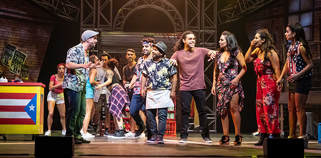 SOH In The Heights - photo by Clare Hawley