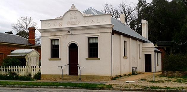 AAR Chewton Town Hall