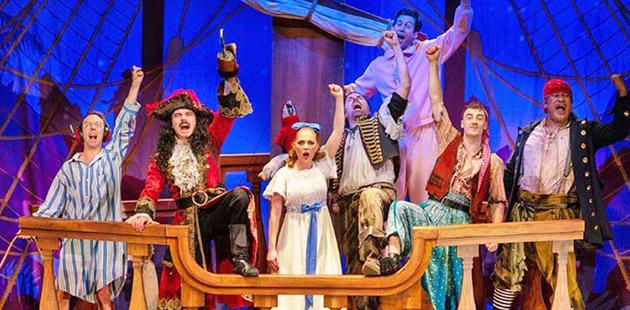 AAR Peter Pan Goes Wrong - photo byDavid Watson