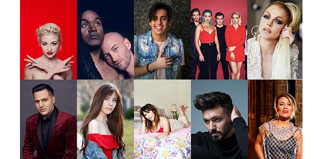 Eurovision Australia Decides Composite