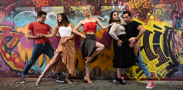 OA HOSH West Side Story - photo by Phillip Booth
