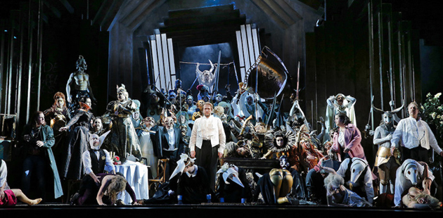 Opera Australia Die Meistersinger von Nürnberg - photo by Jeff Busby