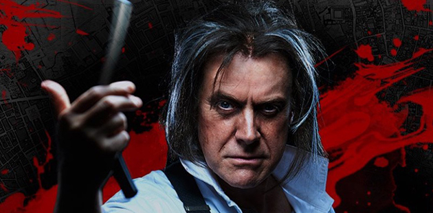 Sweeney Todd Anthony Warlow
