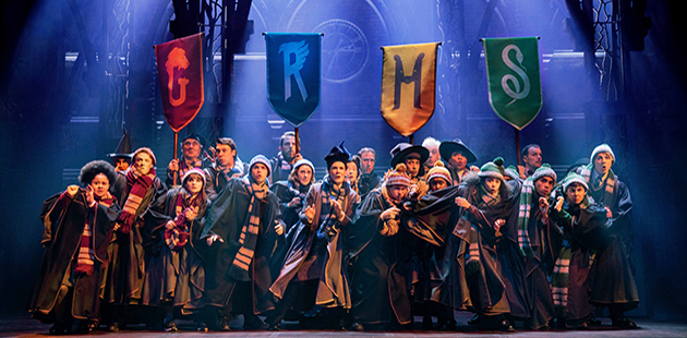 The Australian Company of Harry Potter and the Cursed Child - photo Matt Murphy