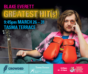 MICF19 Blake Everett Greatest Hits