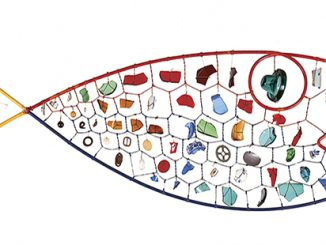 Alexander Calder, Fish (1944)
