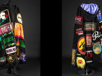 Australian Gypsy Cloak - front and back, 1993-2010
