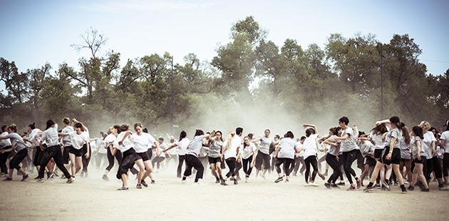 Dance Massive SIMULCAST - photo by Pippa Samaya
