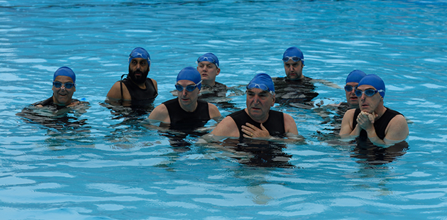 Icon Film Swimming With Men