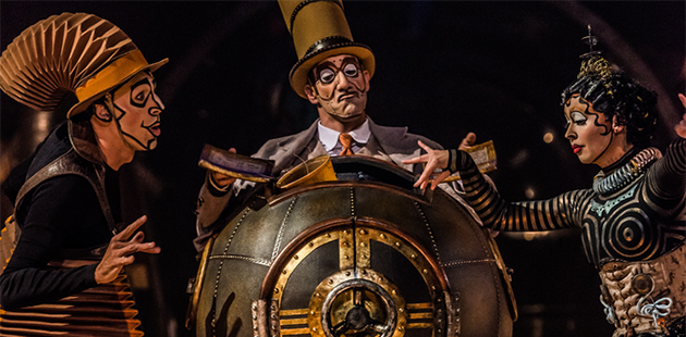KURIOS – Cabinet of Curiosities - photo by © Martin Girard
