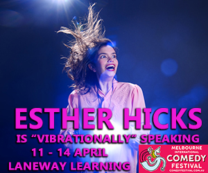 MICF19 Esther Hicks