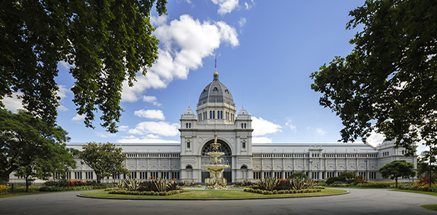 MV Royal Exhibition Building