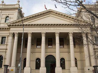 Melb Fringe Victorian Trades Hall