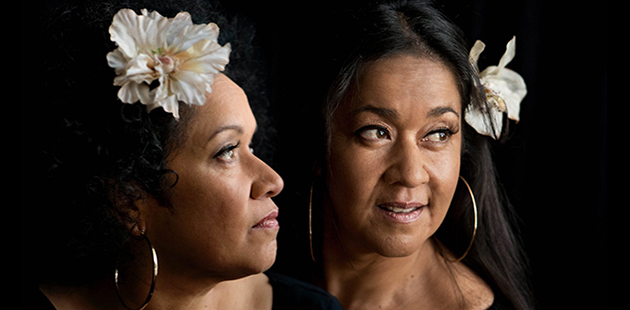 QPAC Vika and Linda Bull